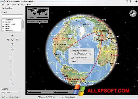 Screenshot Marble Windows XP